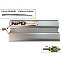 PRO-MIST 24 Volt Lithium Battery