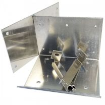 Aluminium Mounting Brackets- Power Cart