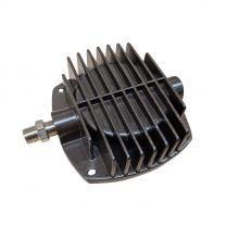 Compressor Head Manifold w/Nipple