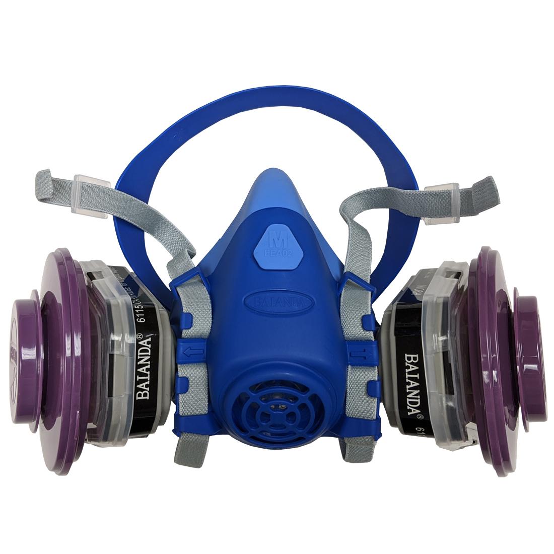 Respirator Half Mask Complete