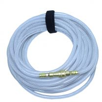 50 Foot Clear Hydrogen Peroxide Liquid Extension Hose x 1/4