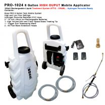 PRO-1024HP 8 Gallon Hydrogen Peroxide Applicator HIGH OUTPUT