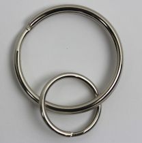 Split Ring Set for Wand Holder