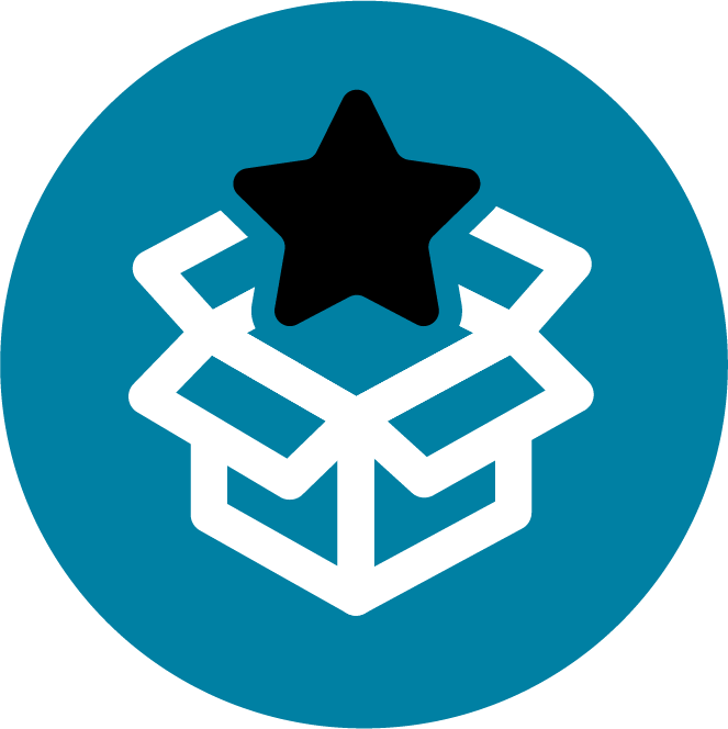 Star Product Icon